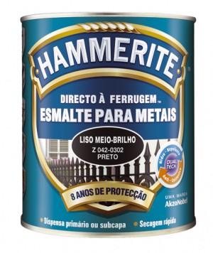 Hammerite Liso Meio-Brilho