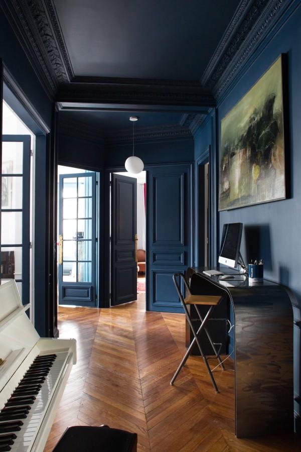 Hall Azul